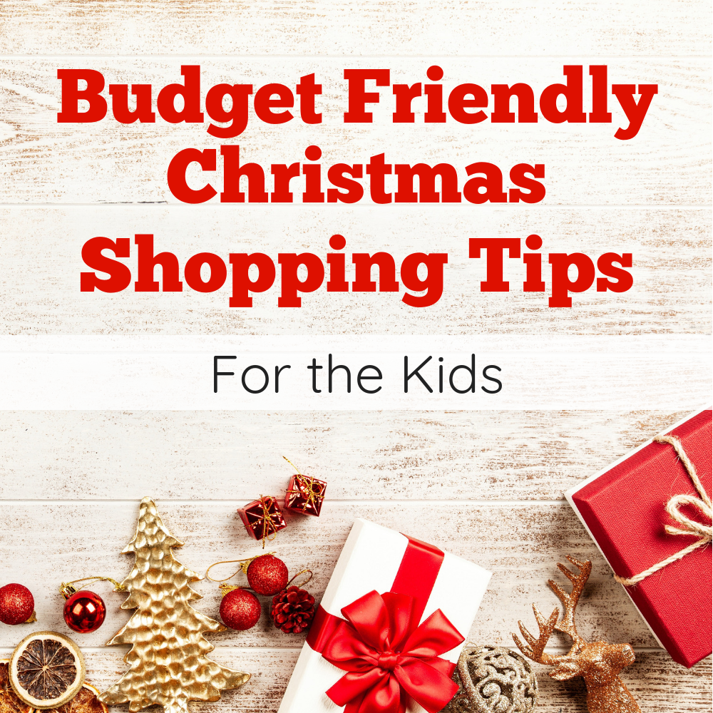Budget Friendly Christmas Shopping Tips