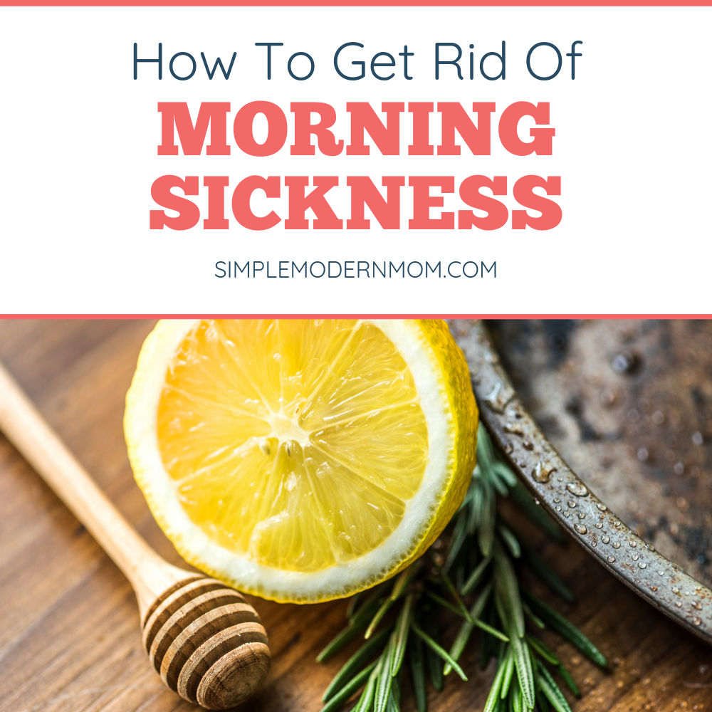 Get Rid Of Morning Sickness | Natural Home Remedies | Lemon on Table