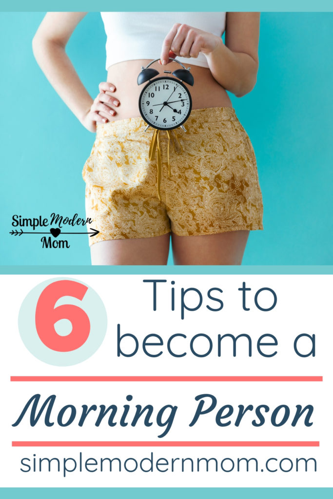 Tips to Wake Up Early and Get More Done