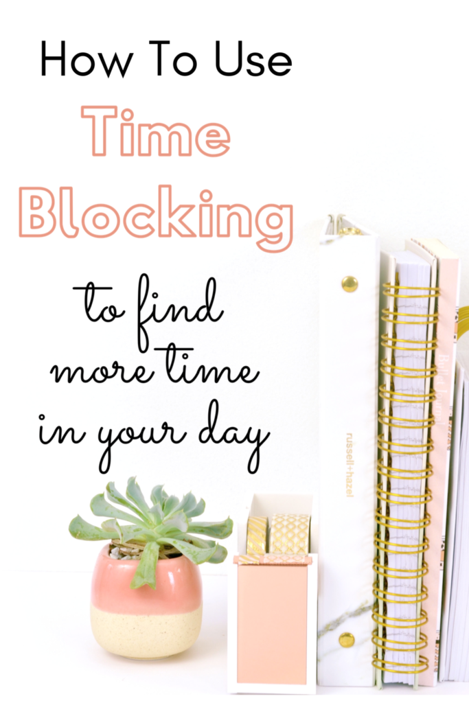 Time Blocking For Beginners